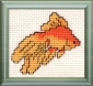 goldfish cross stitch